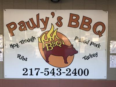 Pauly's BBQ in Arthur