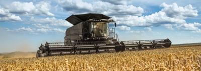 High capacity combines a highlight at Farm Progress site