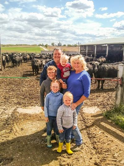 Local beef business booming on Carroll County farm