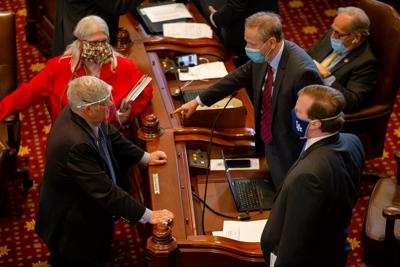 Vote-by-mail expansion headed for governor's signature after Senate passage