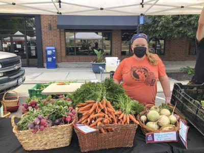 Farmers' markets move into next phase as main season starts