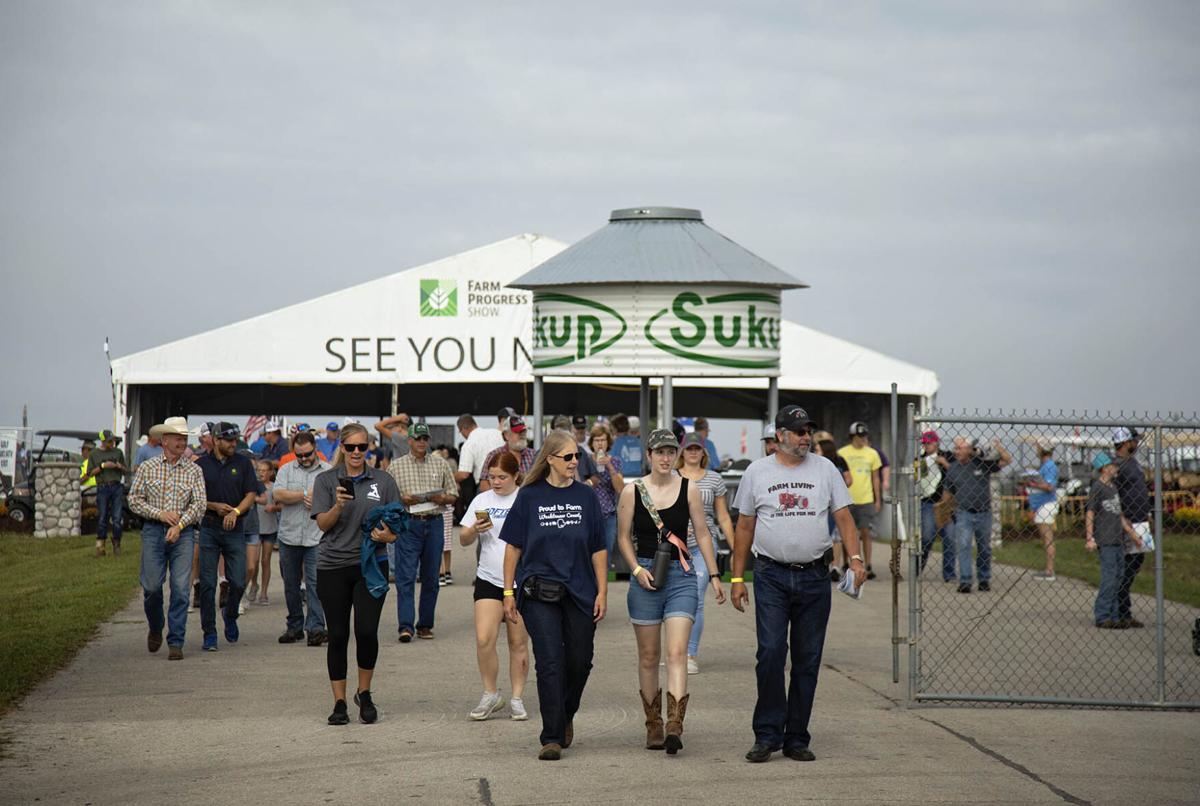 Photo gallery: 2021 Farm Progress Show