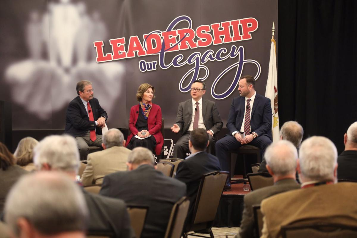 State agency directors discuss environmental, ag issues