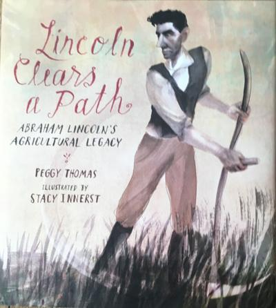 Children's author explores Lincoln's influence on agriculture