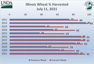 State wheat yield sets record; 'Best crop we ever had' on many farms