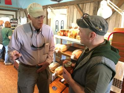 Moultrie County specialty farm bakery sees multiple benefits from Stratton campaign