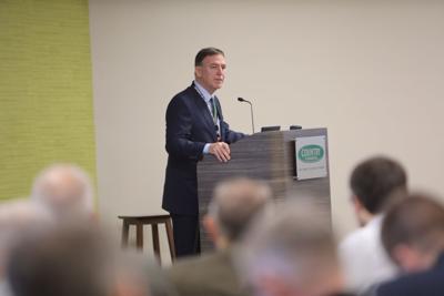 IDOA director shares challenges