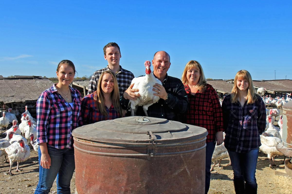DeKalb County turkey farm ready for busiest season