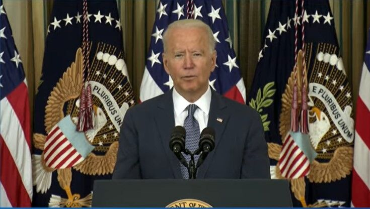 Biden issues executive order to reduce consolidation, increase competition