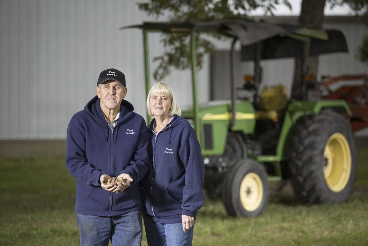 Consumers go nuts for Clinton County pecans this year