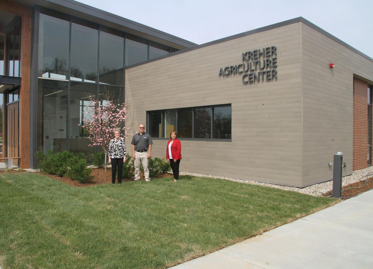 Lincoln Land's new Kreher Agriculture Center transformational