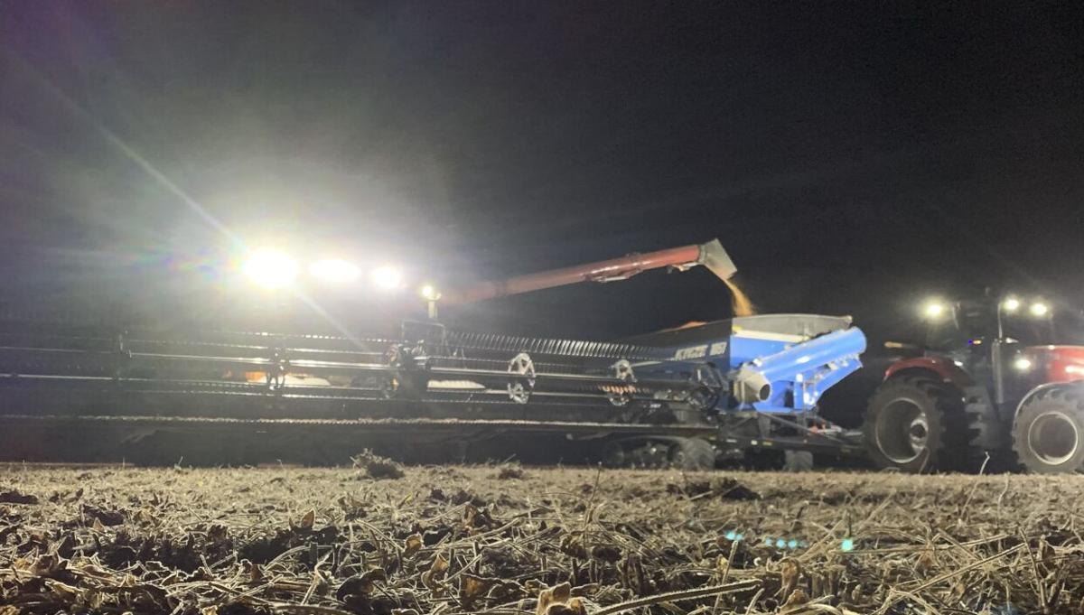 CropWatchers 2.0: Forecast steers harvest progress