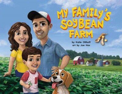 AFBF releases new children's soybean book