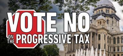 Farmers engage in fight for VOTE 'NO' Progressive Tax