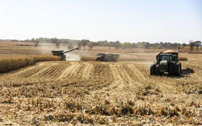 Crop yields reveal impact of drought, derecho in parts of I states
