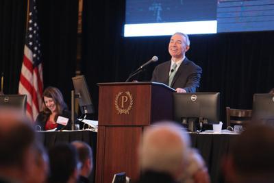 USDA's Censky updates Illinois Soybean Growers