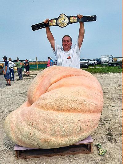 Growing giants in the land of pumpkins