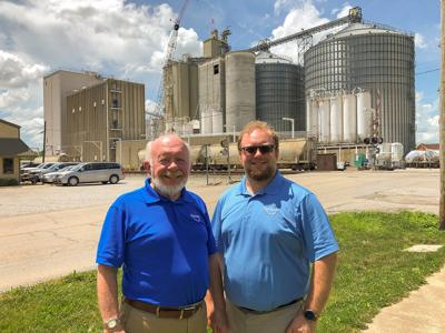 Where does all the Illinois wheat go? A look inside Siemer Milling Company