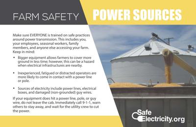 Farm Safety Power Sources
