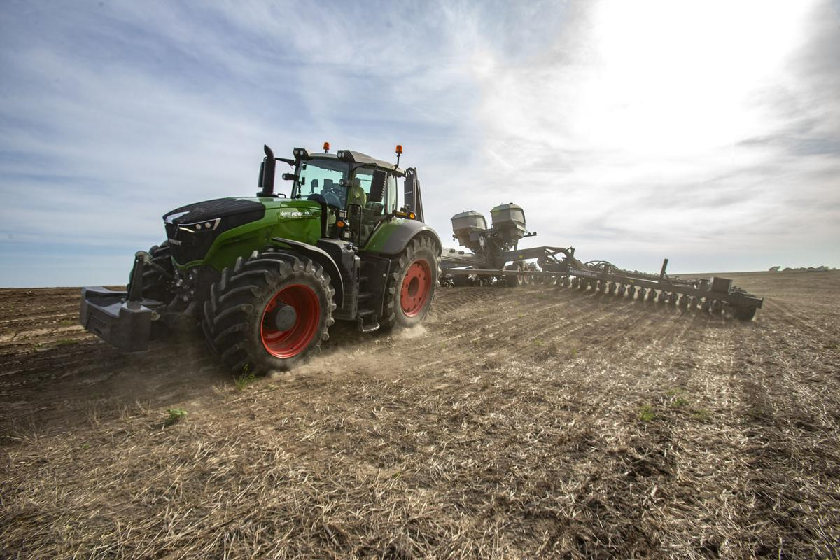 AGCO's revolutionary planter seeks to gain 'Momentum' in U.S.
