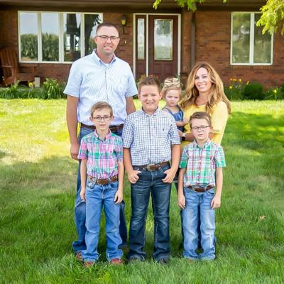 Olson family takes hog operation to next level