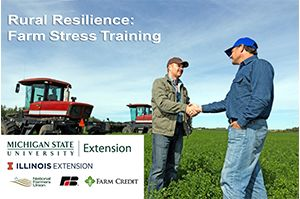Farm stress training course launches