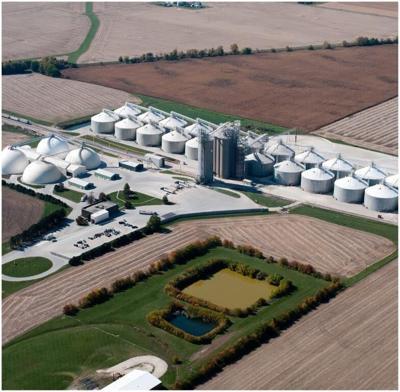Largest grain elevator in Illinois now part of GROWMARK