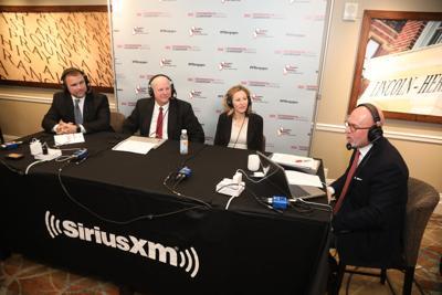 Three IFB members interviewed on national radio show