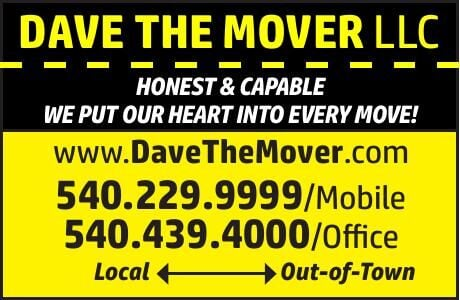 DAVE THE MOVER