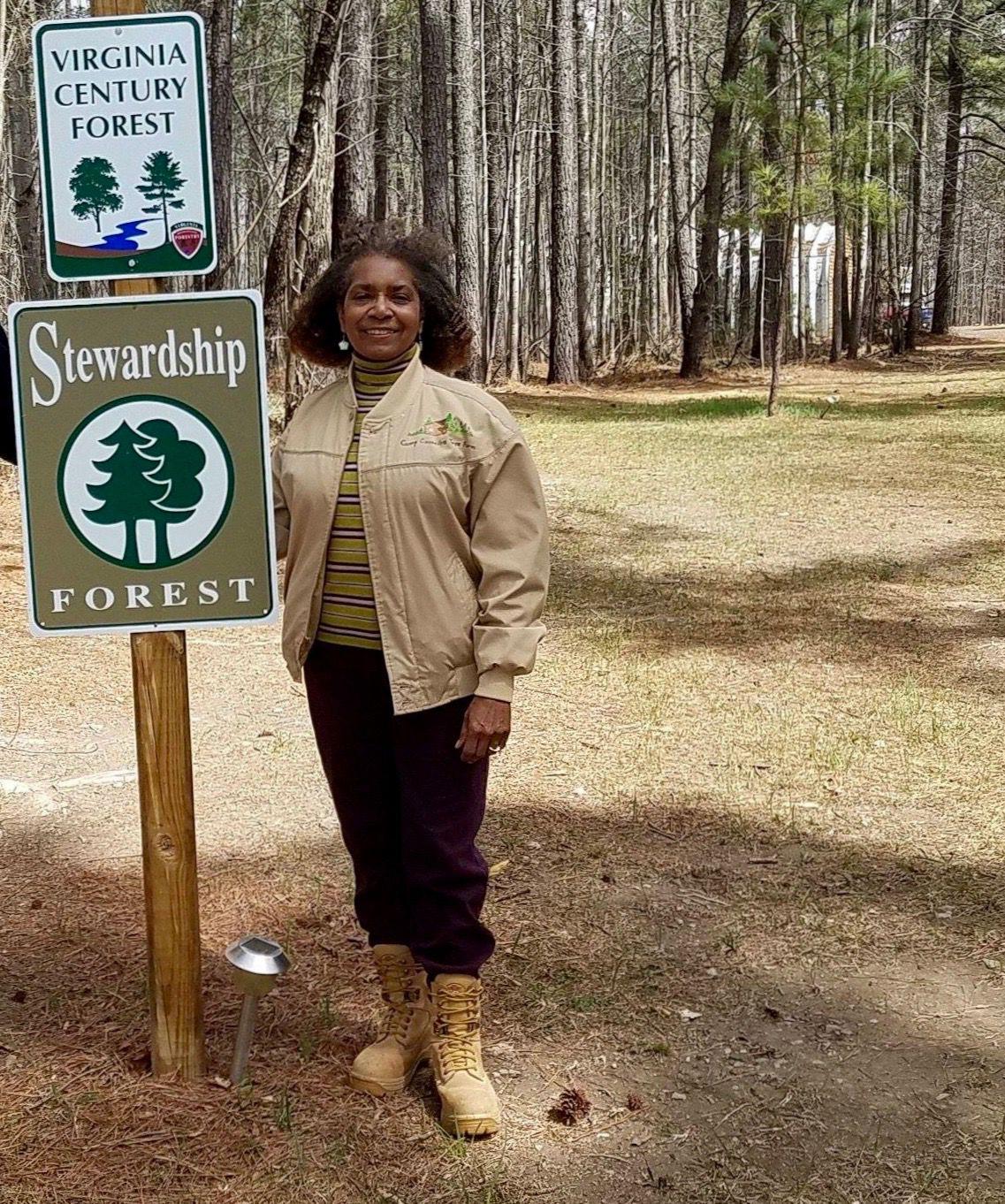 Goldvein farm owner named Virginia 2018 Outstanding Tree Farmer of ...