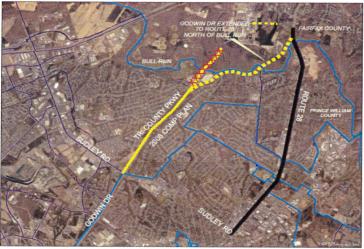 Godwin Drive Extended: A $190-million bypass to Va  28? | News