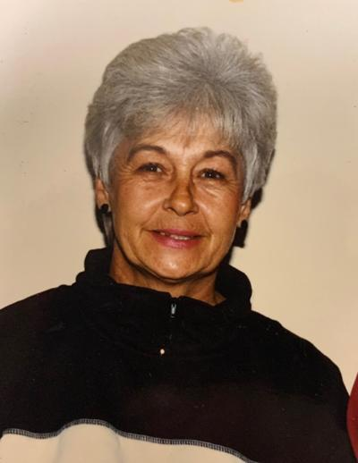 """Velma Faye """"Pat"""" Fox Flippo"""