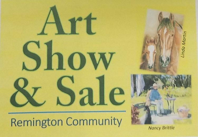 Remington Art Show