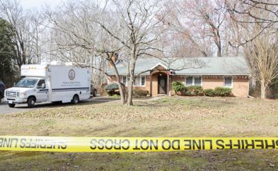 Elk Run Road double homicide