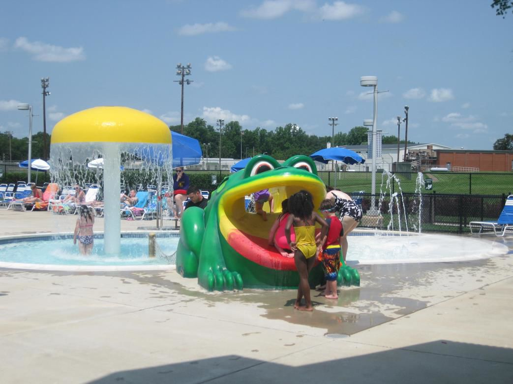 Area pools prepare to open on