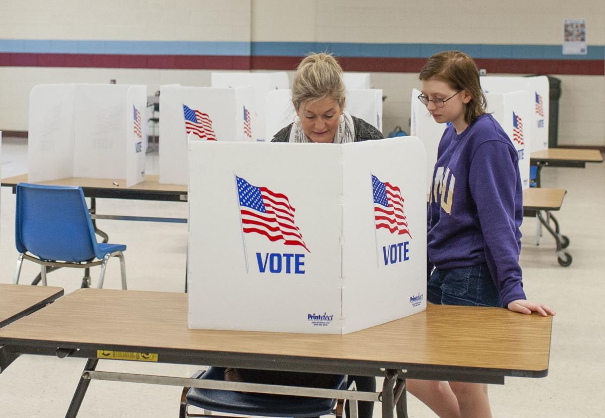 democratic primary