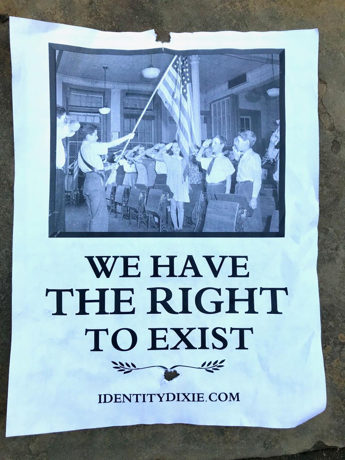 Identity Dixie poster