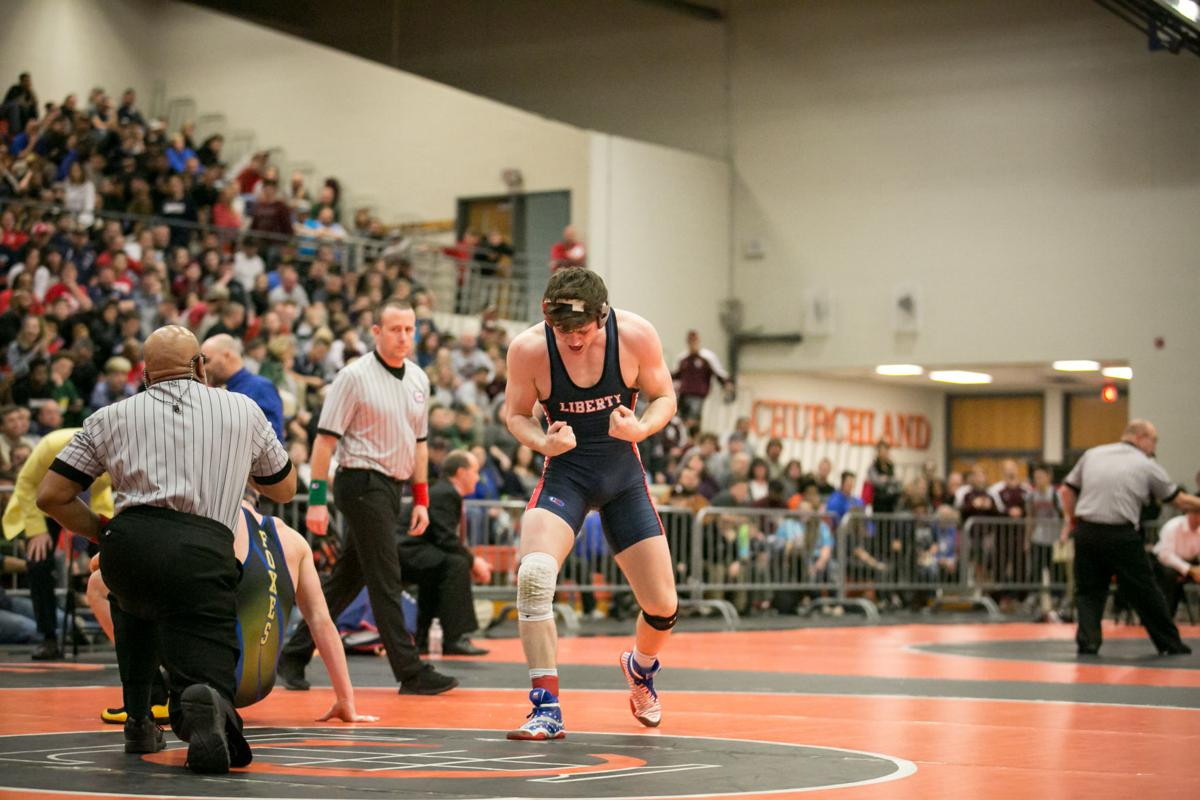 Ryan, Florence win 1st state wrestling championships for