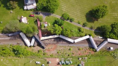 norfolk southern train derailment