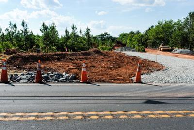 photo_ft_news_Catlett sewer construction entrance_20200629