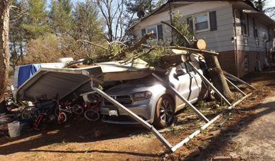 First Responders Field Nearly 2 000 Calls For Help During Wind Storm News Fauquier Com