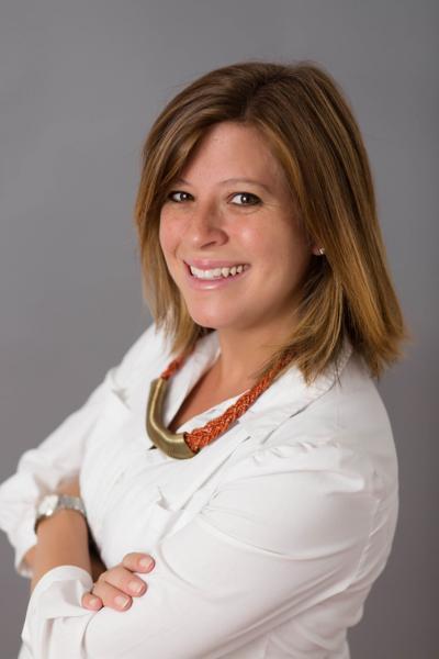 Aimee O'Grady, interim executive director of Experience Old Town Warrenton