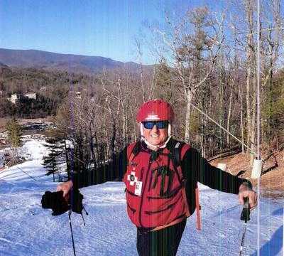 tony wells, author, ski patrol