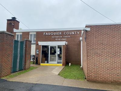 Fauquier County adult detention center