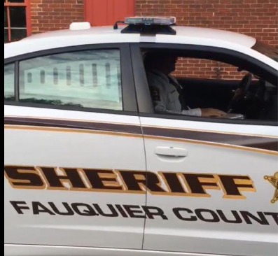 generic Fauquier County Sheriff's Office