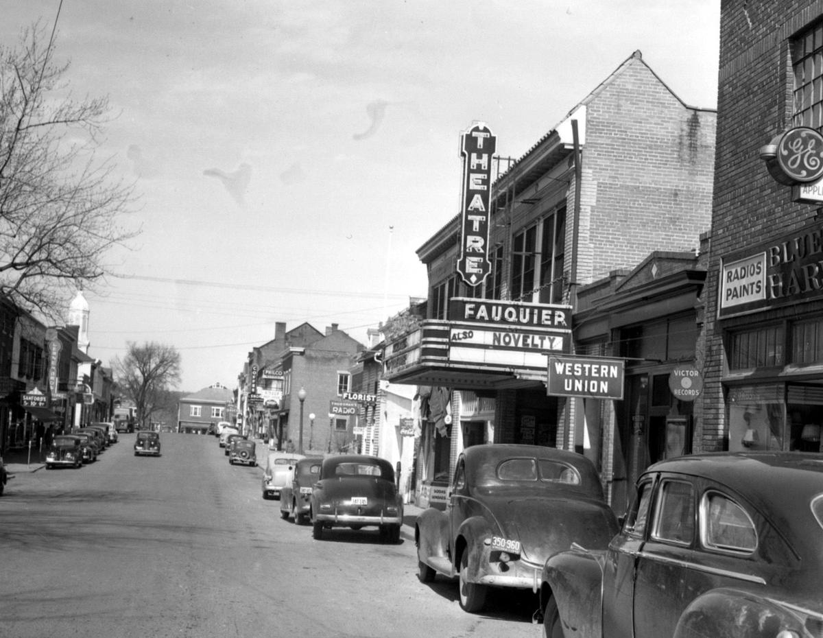 A look back at the history of cinema in Warrenton | Business ...