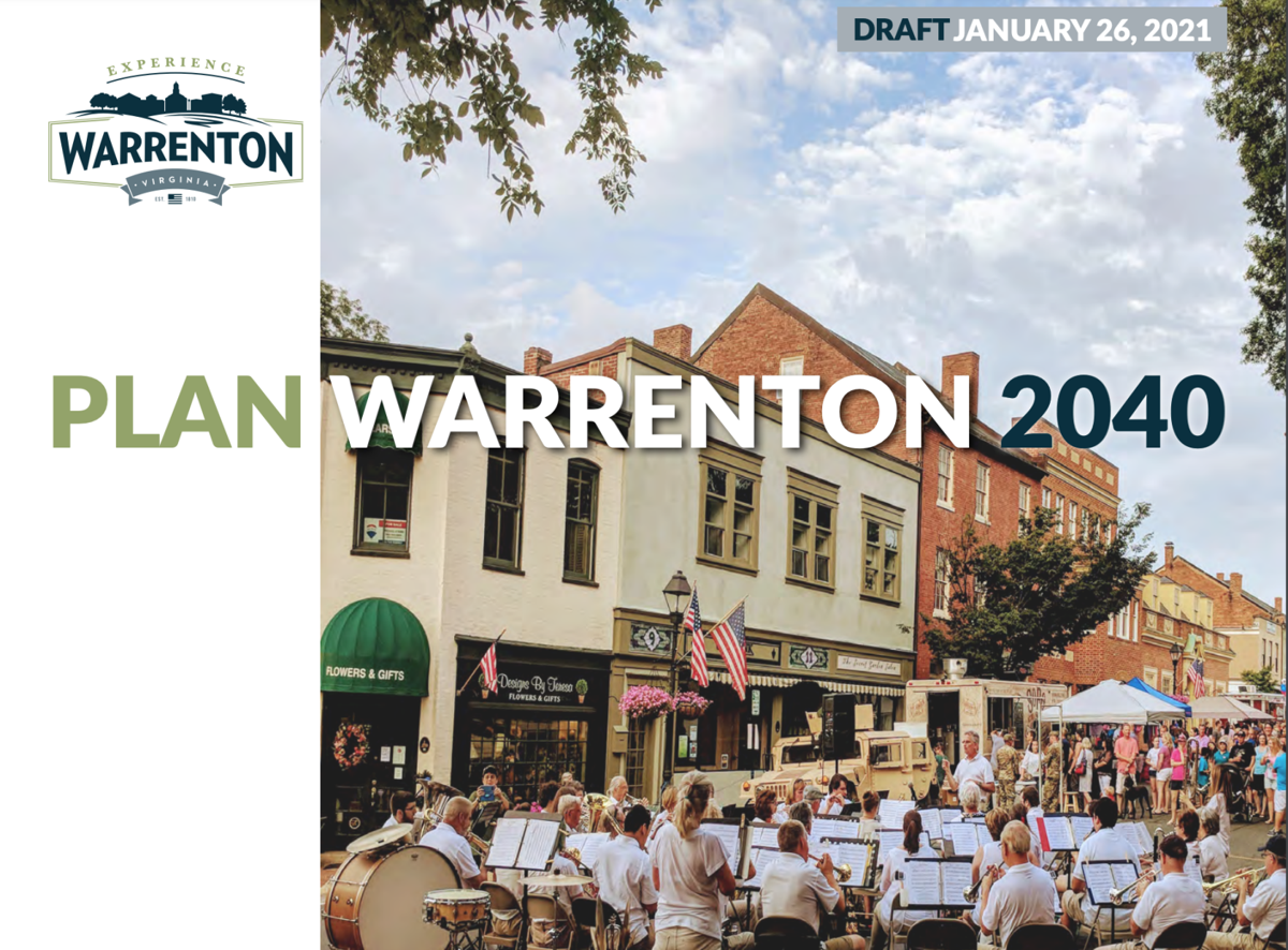 plan warrenton 2040
