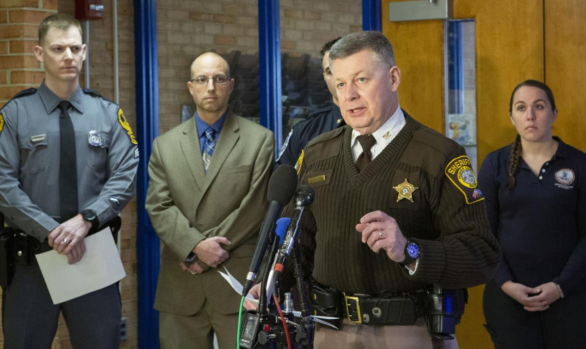 double homicide midland sheriff mosier