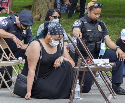 Arleena Allen Black lives matter activist