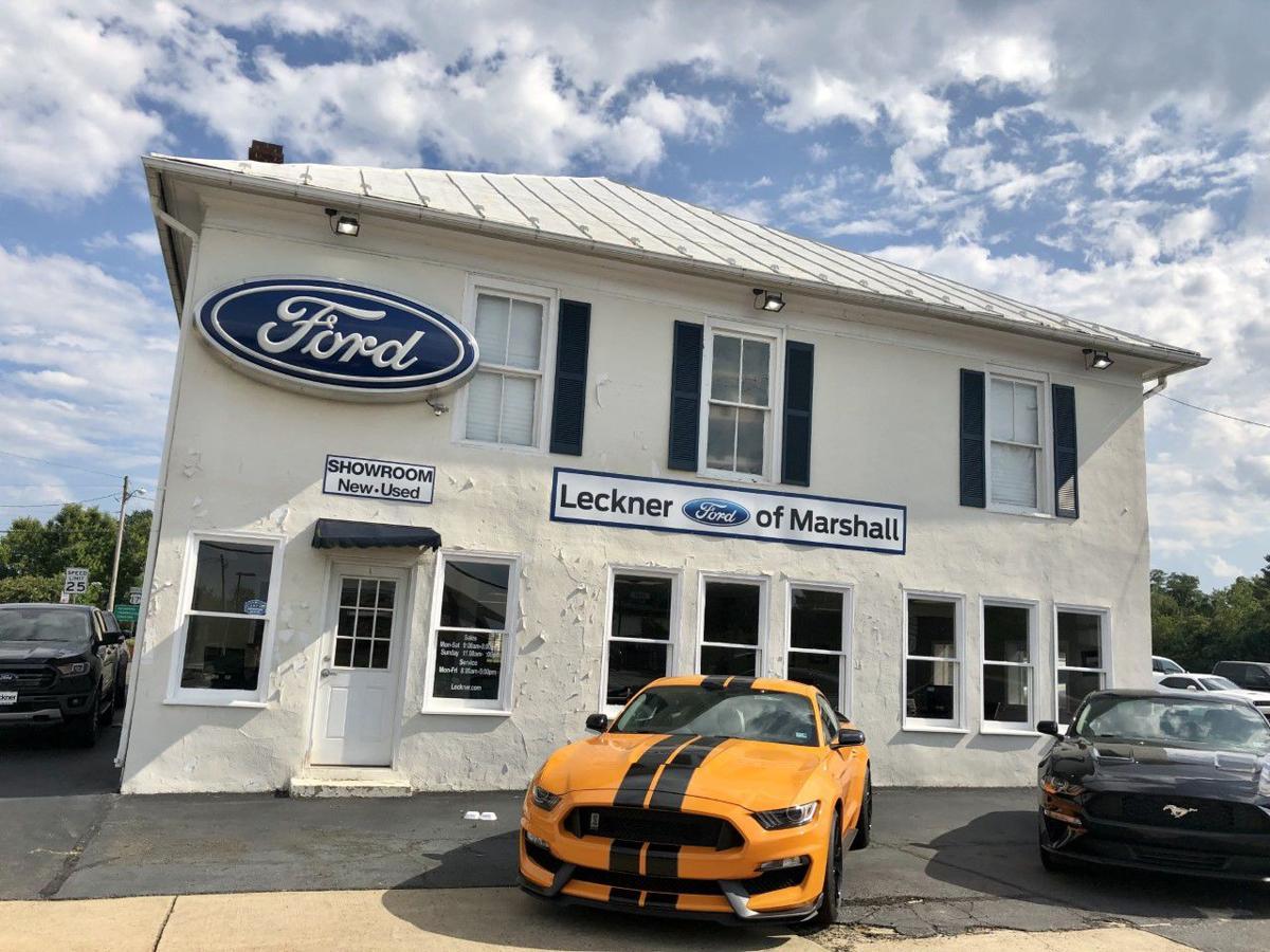 Leckner Ford Of Marshall >> Leckner Ford Dealership In Marshall Will Be Closing News